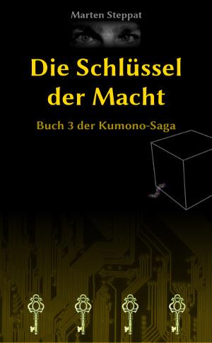 Buch 3 der Kumono-Saga