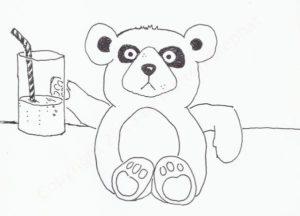 """Teddy """"Klabauter"""""""