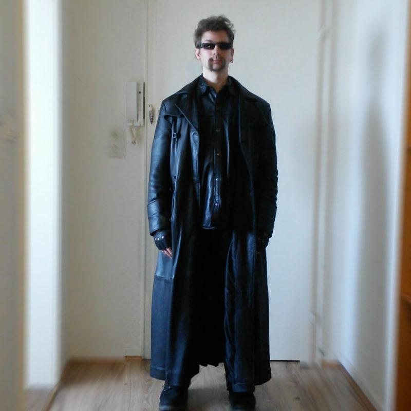 Marten Steppat, wie aus Matrix