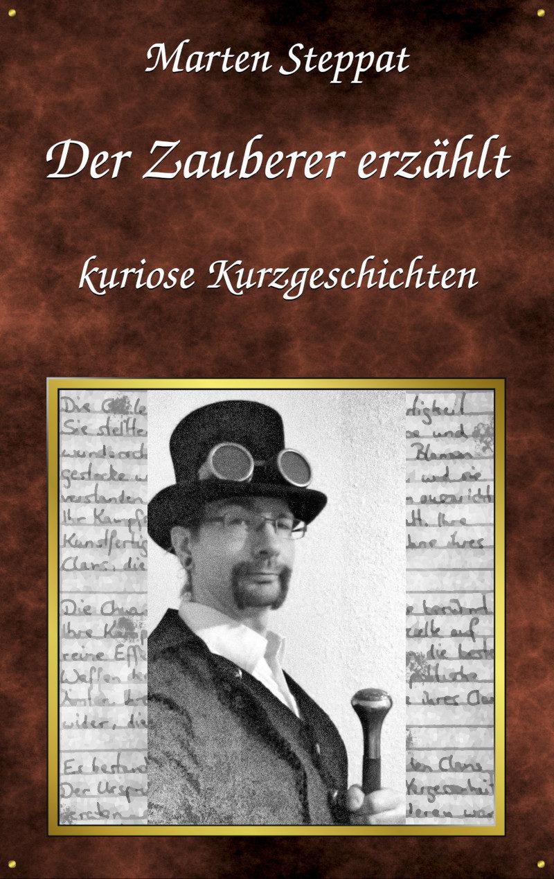Cover: Der Zauberer erzählt